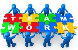 Ventajas De Los Sistemas Recurrentes with the word teamwork.
